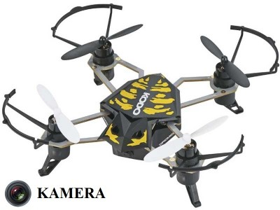 QUADROCOPTER DROMIDA KODO RTF INCL CAMERA