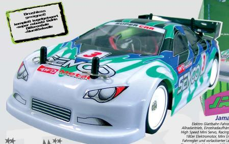 Automodel Ninja on road 4WD 1:18 RTR