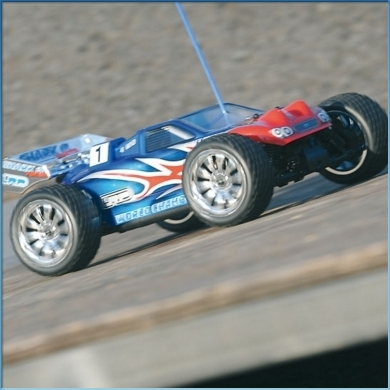 Automodel SHARK 18 RACE MT NON-RTR 1:18